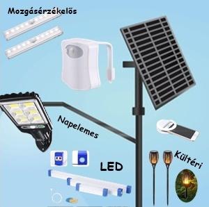 MIÉRT VÁLASZD A LED-ET ?