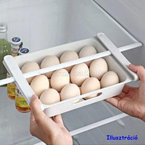 Hűtőszekrény rendszerezőre, egyéb praktikus eszközre lenne szükség?